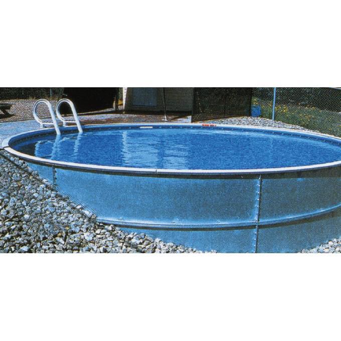 Eternity 24 Ft Round Semi Inground P Pool Supplies Canada