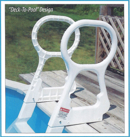 Deck To Pool Integrity Above Ground Pool Supplies Canada