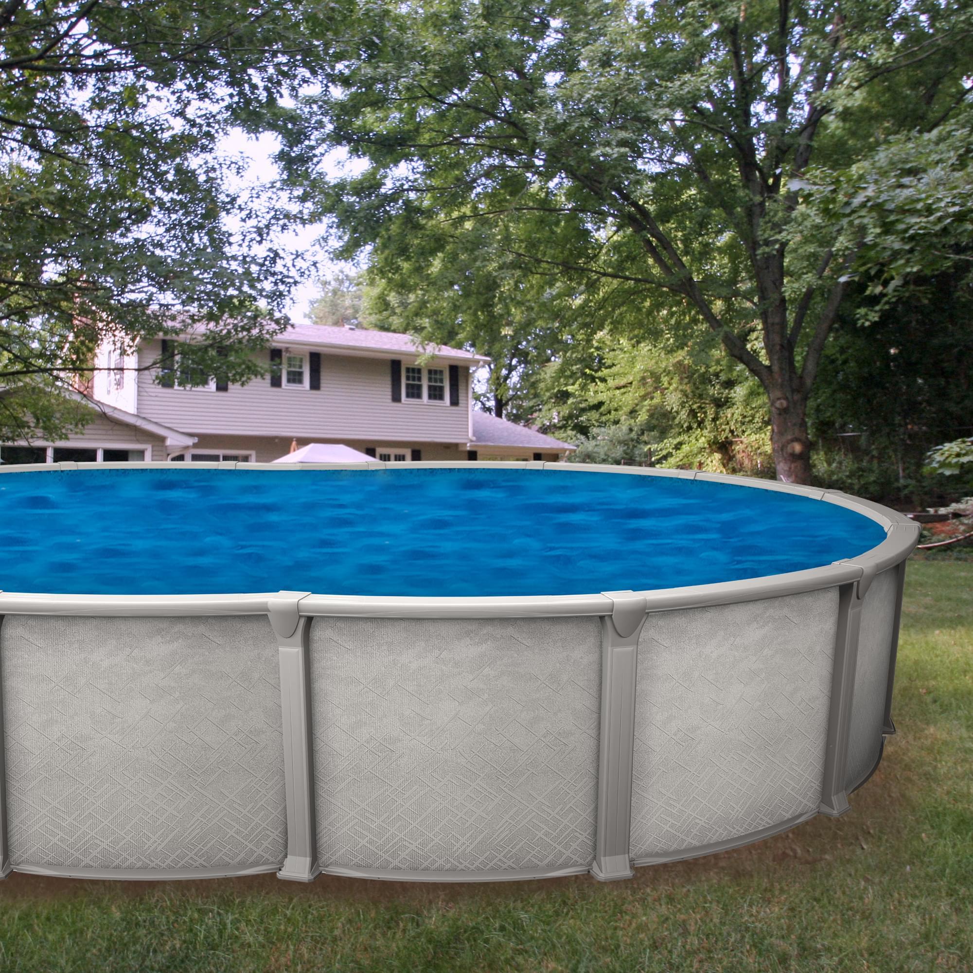 Galaxy 15 x 30 pied ovale piscine ho magasin de piscine for Chauffe eau piscine hors terre prix