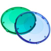 Plastic Light Lens Cover 3 Pack